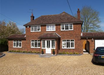 Thumbnail 3 bed detached house for sale in Milley Road, Waltham St Lawrence, Berkshire