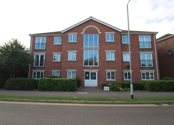 Thumbnail 2 bed flat for sale in Parliament Close, Skegness