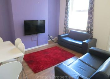 Thumbnail 8 bed terraced house to rent in Patten Street, Withington, Manchester