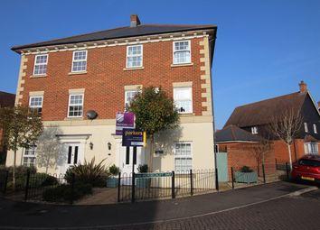 Thumbnail 4 bed semi-detached house for sale in Horsecroft Way, Tilehurst, Reading