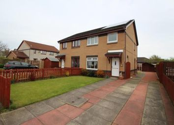 Thumbnail 3 bed semi-detached house for sale in Tollerton Drive, Irvine, North Ayrshire