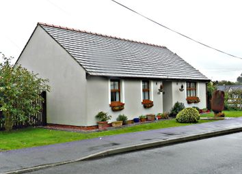 Thumbnail 3 bed detached bungalow for sale in Homelea, Lamborough Crescent, Clarbeston Road, Pembrokeshire