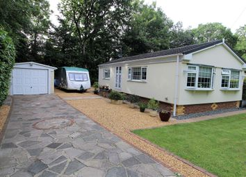 Thumbnail 2 bed mobile/park home for sale in Forest Way, Warfield Park, Bracknell