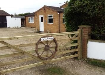 Thumbnail 3 bedroom equestrian property for sale in Mill Lane, Leverington, Wisbech