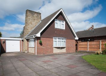 Thumbnail 3 bed detached house for sale in Monksfield Avenue, Great Barr, Birmingham