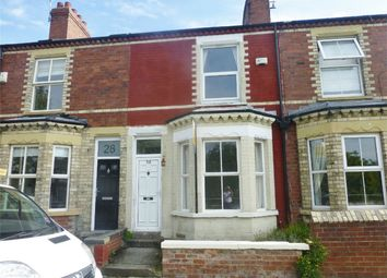 Thumbnail 2 bed terraced house to rent in Knavesmire Crescent, South Bank, York