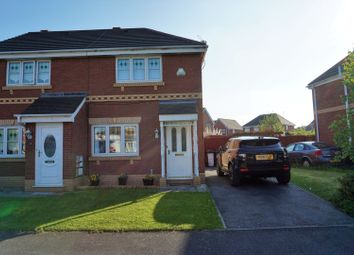 Thumbnail 3 bed town house for sale in Penda Drive, Liverpool