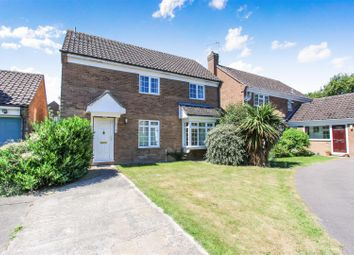 Thumbnail 4 bed detached house for sale in Thickwillow, Godmanchester, Huntingdon