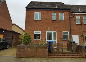 Thumbnail 4 bed terraced house to rent in Kerville Street, Norwich