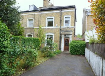 Thumbnail 4 bed terraced house to rent in Merton Road, Southfields