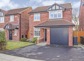 Thumbnail 3 bed detached house for sale in St. Thomas More Drive, Southport