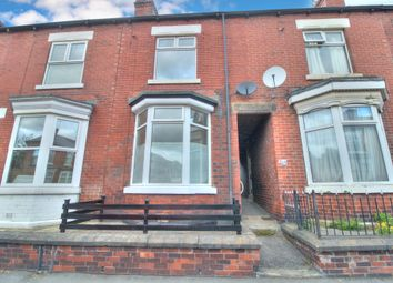 Thumbnail 3 bed terraced house for sale in Harwell Road, Sheffield