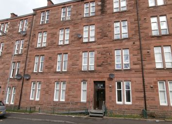 Thumbnail 2 bed flat for sale in Budhill Avenue, Budhill, Glasgow