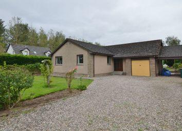 Thumbnail 3 bed detached bungalow for sale in Treeport, Gourdiehill, Grange, Errol, Perthshire