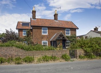 Thumbnail 4 bed detached house for sale in Ferry Road, Old Felixstowe, Felixstowe