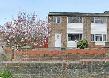 Thumbnail 3 bed end terrace house for sale in Roman Way, Andover