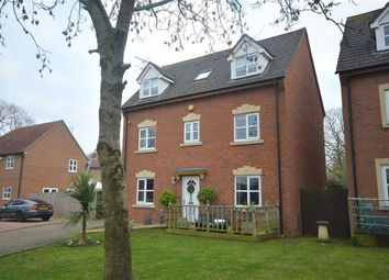 Thumbnail 5 bed detached house for sale in Highliffe Drive, Quedgeley, Gloucester