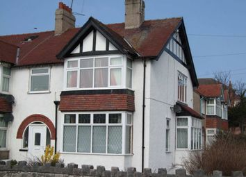 Thumbnail 1 bed flat to rent in Penrhyn Avenue, Rhos On Sea, Colwyn Bay