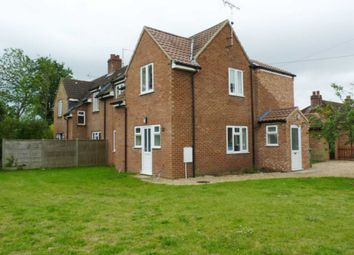 Thumbnail 3 bed detached house to rent in Swaffham Road, Narborough, King's Lynn