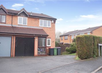 Thumbnail 3 bed semi-detached house for sale in The Crofts, Madeley Telford