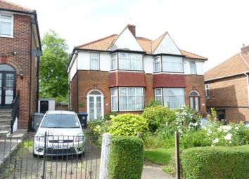 Thumbnail 3 bed semi-detached house for sale in Springfield Mount, Colindale, London, Uk