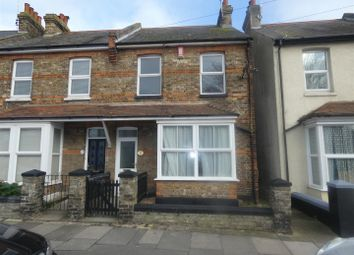 Thumbnail 2 bed semi-detached house to rent in Albion Road, Broadstairs