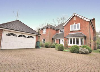Thumbnail 5 bed detached house for sale in Lady Bettys Drive, Whiteley, Fareham