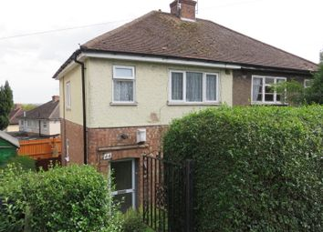 Thumbnail 2 bed semi-detached house to rent in Halifax Drive, Leicester