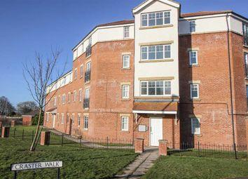 Thumbnail 2 bed flat to rent in Stamfordham Court, Ashington, Ashington