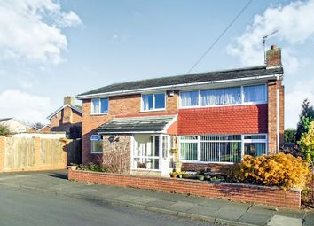 Thumbnail 4 bed detached house for sale in Grange Road, Morpeth