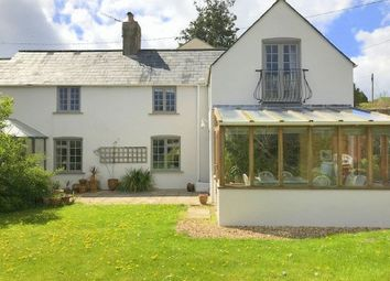 Thumbnail 3 bed cottage for sale in The Street, Charmouth, Bridport