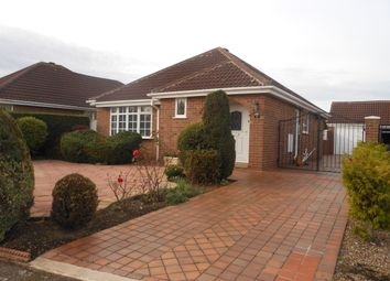 Thumbnail Detached bungalow for sale in Pytchley Walk, Cleethorpes