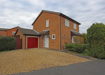 Thumbnail 3 bed detached house for sale in Laburnum Close, Bourne