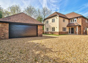 Thumbnail 5 bedroom detached house for sale in Sycamore Close, Colmworth