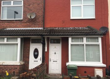 Thumbnail 3 bed terraced house to rent in Springfield Avenue, Hemsworth, Pontefract