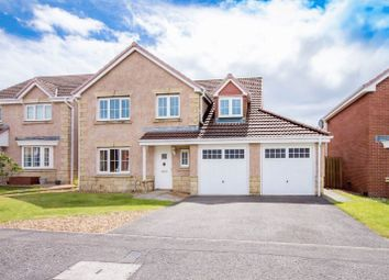 Thumbnail 5 bed detached house for sale in Petrel Way, Dunfermline