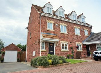 Thumbnail 5 bedroom semi-detached house for sale in Harewood Close, Balby, Doncaster