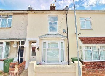 Thumbnail 3 bedroom terraced house for sale in Fawcett Road, Southsea