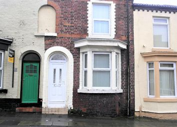 Thumbnail 3 bedroom terraced house to rent in Goldie Street, Anfield, Liverpool