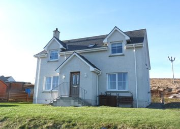 Thumbnail 4 bed detached house for sale in 5 Balallan, Lochs, Isle Of Lewis