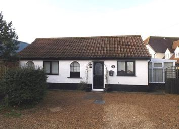 Thumbnail 2 bed bungalow for sale in Queens Square, Attleborough