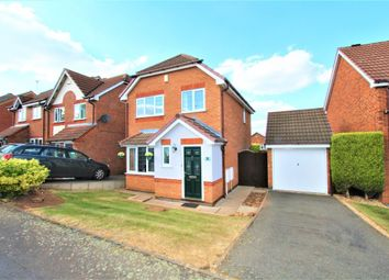 3 bed detached house for sale in Hammersmith Close, Nuthall, Nottingham NG16