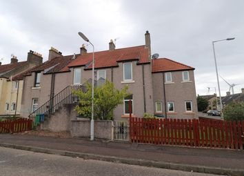 Thumbnail 3 bed flat for sale in Tay Street, Methil, Leven