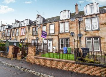 Thumbnail 1 bed flat for sale in Smith Terrace, Glasgow