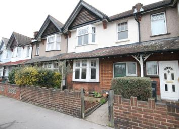 Thumbnail 3 bedroom terraced house for sale in Kynaston Road, Thornton Heath, Surrey