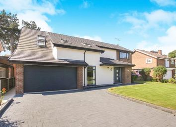 Thumbnail 5 bedroom detached house for sale in Oak Lea Avenue, Wilmslow, Cheshire