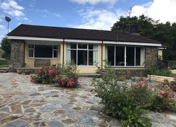 Thumbnail 3 bedroom bungalow for sale in Hunters Lodge Pontynyswen, Nantgaredig, Carmarthen, Carmarthenshire.