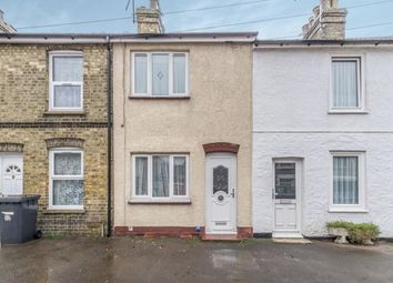 Thumbnail 2 bed terraced house for sale in Varnes Street, Eccles, Aylesford, Kent