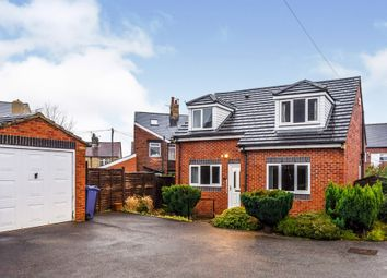 Thumbnail 3 bed detached house for sale in Chapel Street, Birdwell, Barnsley