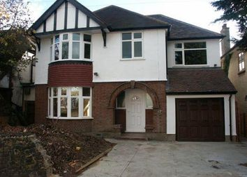 Thumbnail 4 bed detached house for sale in Palmers Avenue, Grays